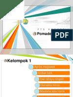 Pomade Oil Based