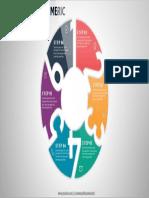 12.Create 6 Step CIRCULAR NUMERIC infographic.pptx