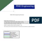 LTE TDD Link Budget