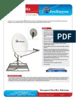Intellisystem FMA-120Ka - Integrated Satellite Solutions
