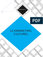 Livre Blanc Marketing Culturel