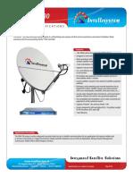 Intellisystem FMA-180 - Integrated Satellite Solutions
