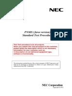Pnmsj p Test Procedure-20161 v 4