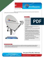 Intellisystem FMA-240 - Integrated Satellite Solutions