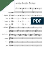 Esercizio - Pratica Di Musica d'Insieme #1