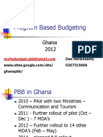 Session 1 Introduction to Program Budgeting (1)
