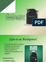 biodigestor