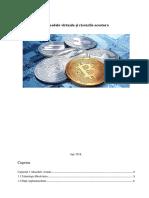 Monede Virtuale Si Riscurile Acestora