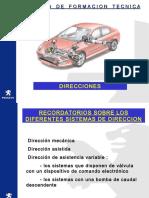 Direção Eletro Hidráulica - Peugeot