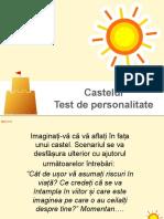 Castelul - Test de Personalitate