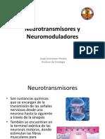 6. Neurotransmisores y Neuromoduladores 2014.pptx