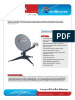Intellisystem FLY 98G - Integrated Satellite Solutions
