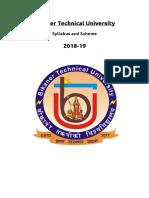 b. Tech. i Year Scheme2