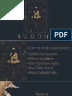 Buddhism Phil