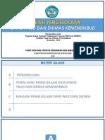 Materi Evaluasi Dapodik - Paud Dan Dikmas Tahun 2018-Region Batam