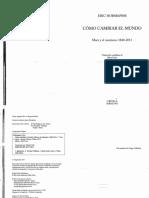 Eric Hobsbawm - Como cambiar el mundo - Cap 15 y 16.PDF