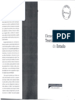Livro Elementos de Teoria Geral Do Estado Dalmo de Abreu Dallari ESTADO E SEUS ELEMENTOS E FASES DO ESTADO (1)