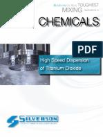 Silverson Titanium Dioxide