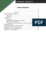Model FP32A Guide en US