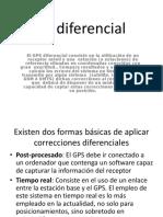 GPS Diferencial.pptx Exposicion