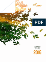Rapport Annuel Oncf 2016
