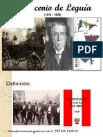 Oncenio de Leguia 1919 1930