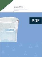 RPJM Air Minum 2015