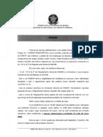 Liminar garante participação de chapa na disputa pelo comando da OAB-DF