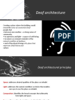 DEAF Architecture