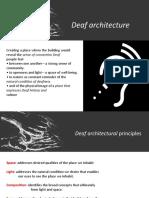 DEAF Architecture