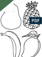agrupar frutas