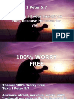 100% Worry Free
