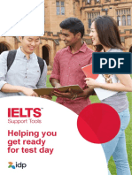 IELTS Support Tools 2018