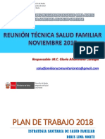Programa de salud familiar