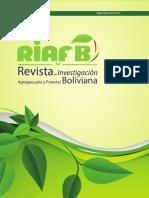 8 RIAF, OCF Rendimiento y Calidad de Fruta de Cuatro Clones de Banano