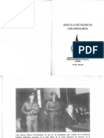 Juicio a La Dictadura Garciamesista (APDHB, 1987)