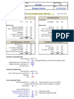 Brooks IBC 2015 Lateral Design - 1 Story (Temp & Gyp)