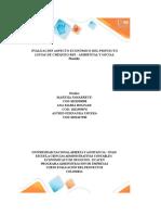 Evaluación Aspecto Económico Del Proyecto _Listas Chequeos RSE Ambiental y Socialfinal