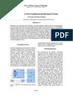 L2083 Benefit of Fast Data Sampling for Rheological Testing