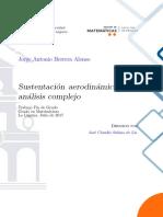 Sustentacion Aerodinamica y Analisis Complejo
