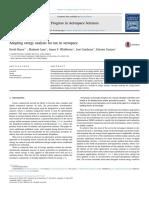 Acoplamiento de análisis exergetico en el sector aeroespacial