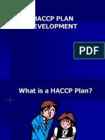 7D HACCP_plan Development