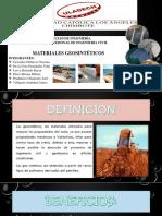 geosinteticos exposicion