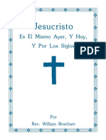 SPNTR-JCTS Jesus Christ the Same Yesterday Today and Forever VGR