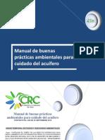 Combi Manual de Buenas Practicas Ambientales Para Cuidado Del Acuifero
