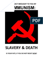 Communism Sticker - from Georgia Freedom