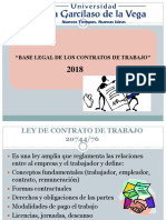 Base Legal de Contratos de Trabajo