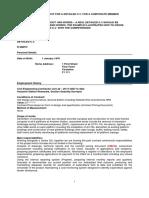 Example CV Copy