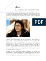 Michael Jackson y Elvis Presley Biografias