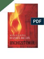 Wolfgang Hohlbein - Inchizitorul v 0.9